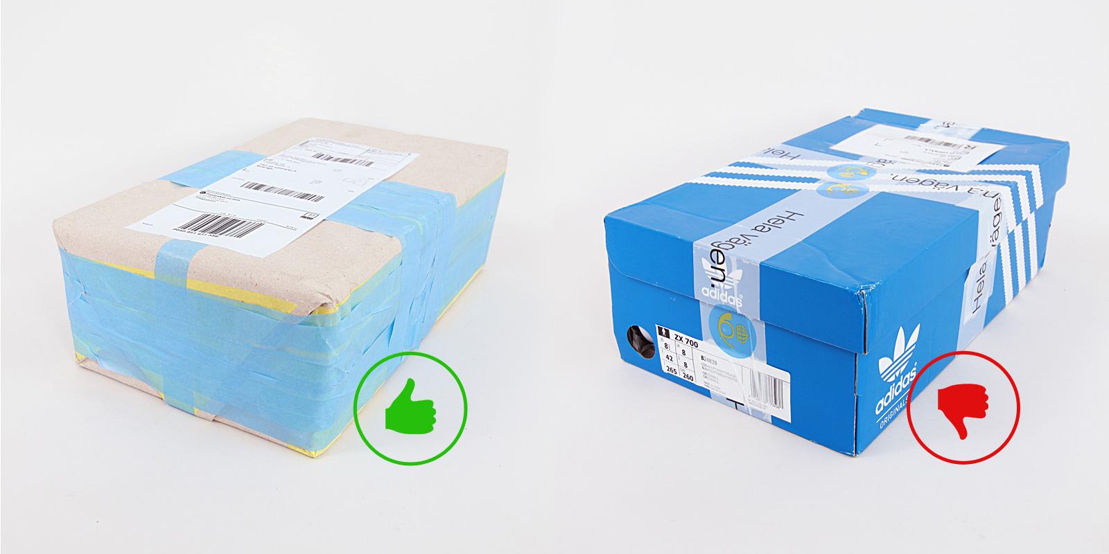 returnera paket postnord