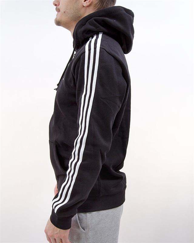 Adidas ADIDAS MEN'S DV1551 BLACK COTTON SWEATSHIRT