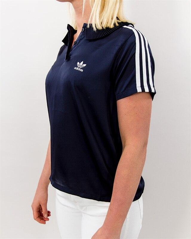 Adidas Originals 3str Polo Shirt Bk2322 Footish If You Re Into