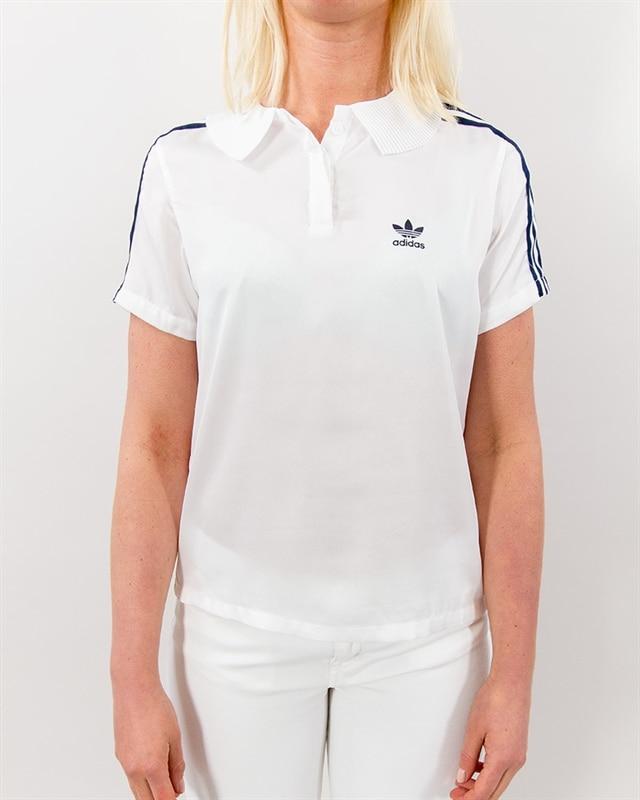 Adidas Originals 3str Polo Shirt Bk2339 Footish If You Re Into