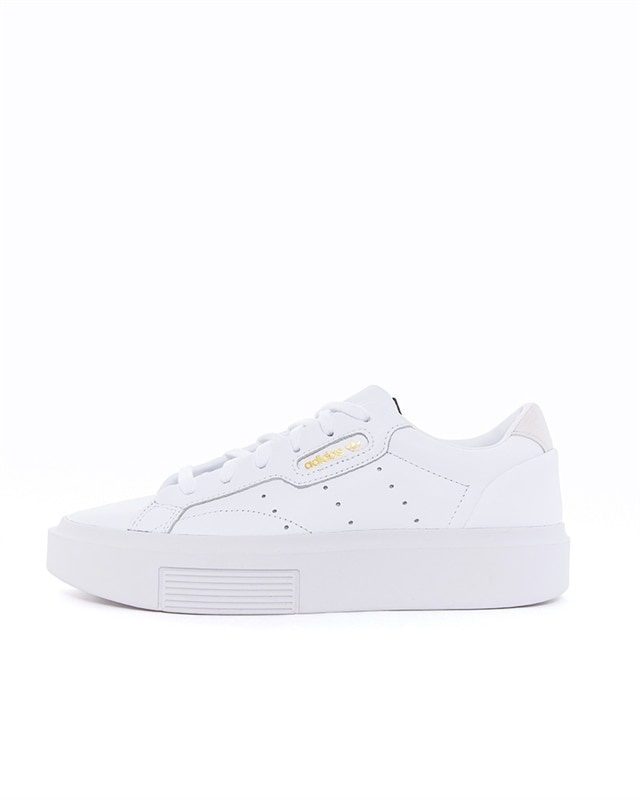 adidas Originals adidas Sleek Super W | EF8858 | White | Sneakers | Skor | Footish