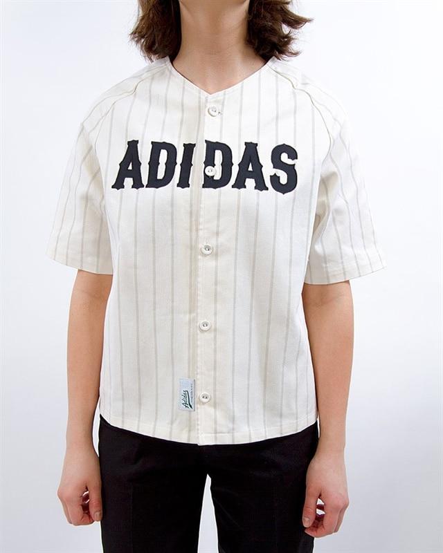 adidas Originals Baseball Jersey | Noir | Maillots | DV1616
