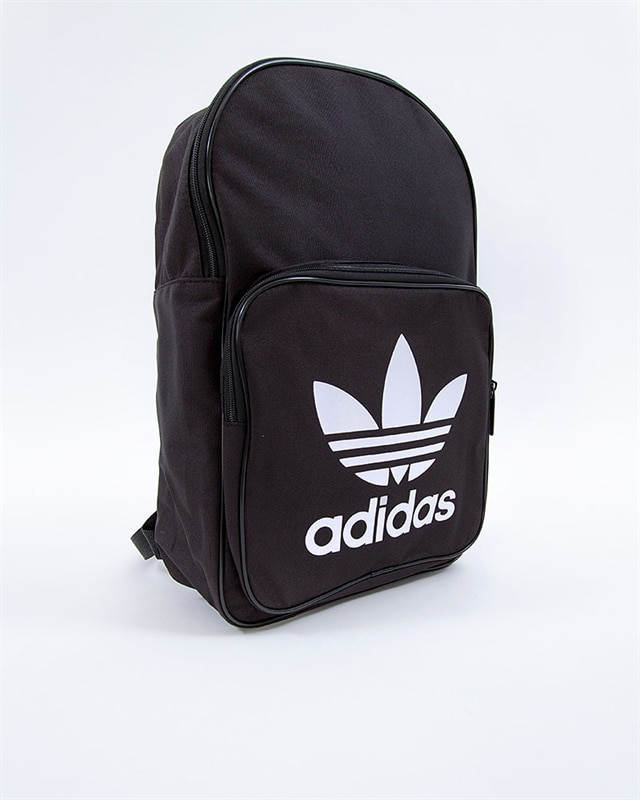 4875e027943 ... adidas Originals BP Clas Trefoil DW5185 Black Kläder Footish really  comfortable a108f 886a3  adidas Originals Campus Backpack ...