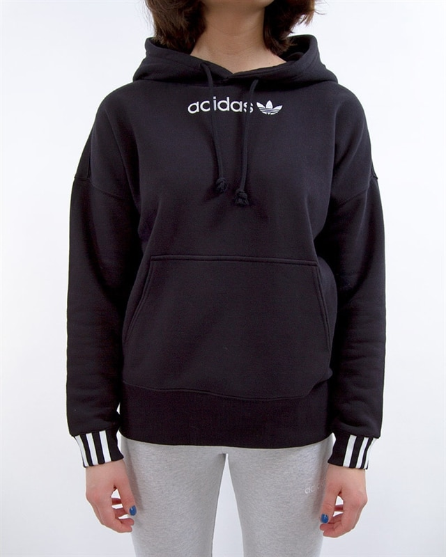 adidas Originals Coeeze hoodie in black