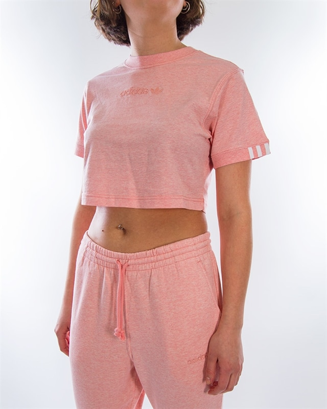 Best Offer On Adidas Women's Originals Coeeze Cropped