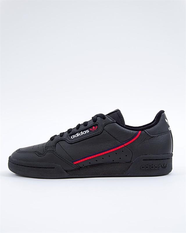 adidas Originals Continental 80 | B41672 | Black | Sneakers | Skor | Footish