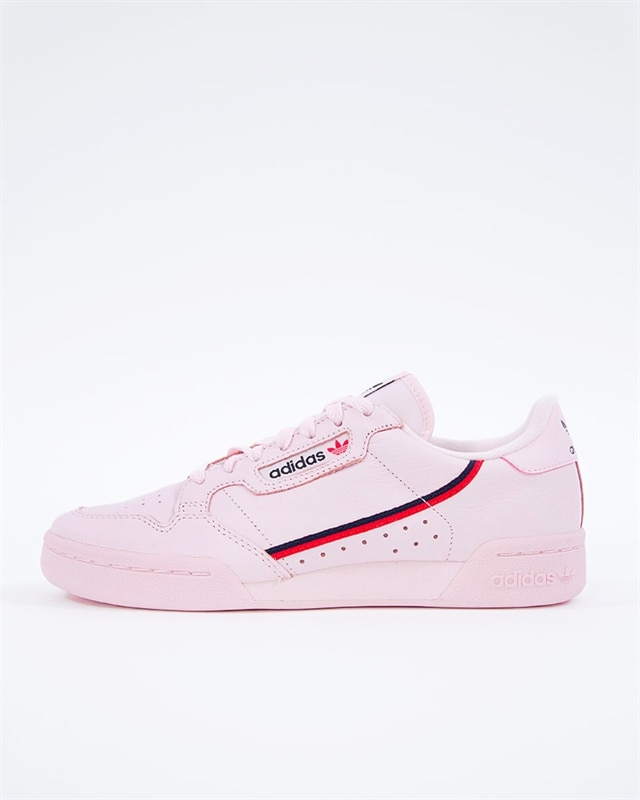 adidas Originals Continental 80 | B41679 | Rosa | Sneakers | Skor | Footish