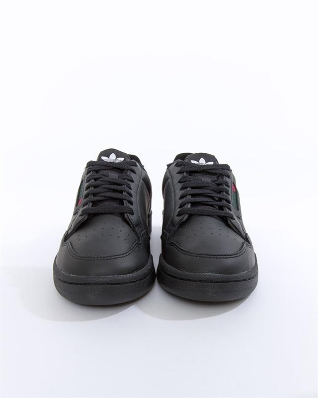 adidas Originals Continental 80   EE5343   Black   Sneakers   Skor   Footish