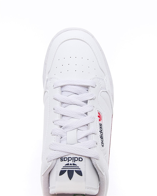 adidas Originals Continental 80 VEGAN | FW2336 | Vit | Sneakers | Skor | Footish