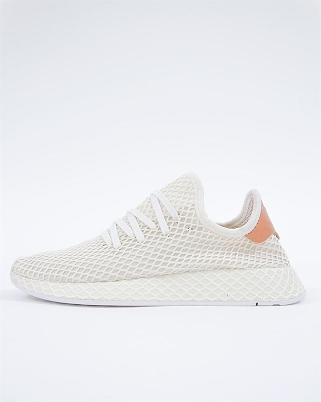 best website cb1b8 7abcf B41759 Originals White Skor Deerupt Runner Sneakers Adidas dtwqZxt