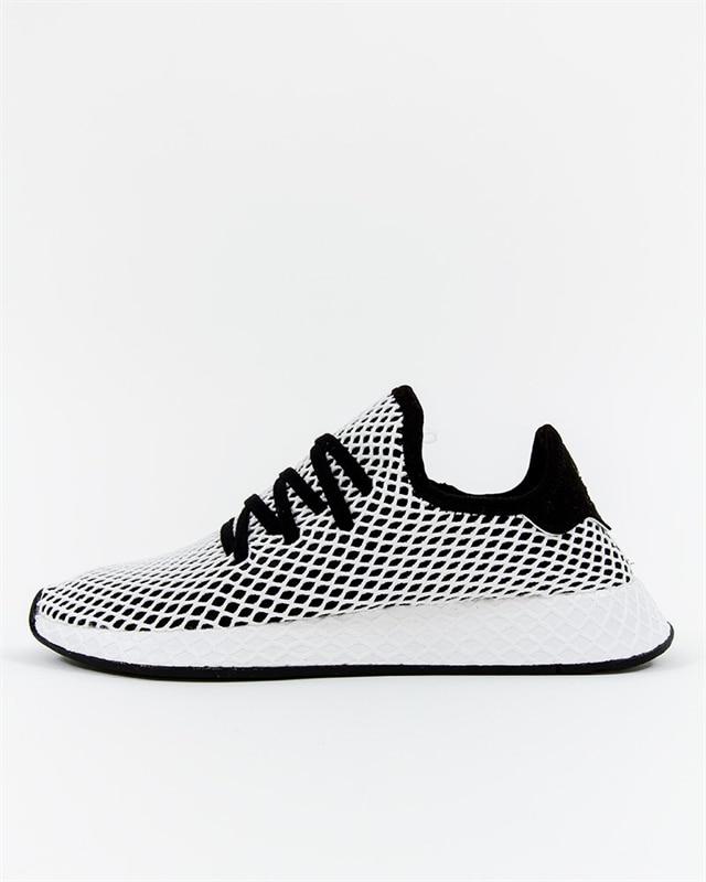 Adidas Originali Deerupt Runner Footish: Cq2626 Svart Footish: Runner Se ddf8c0