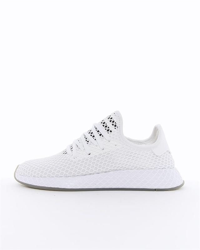 adidas Originals Deerupt Runner | EE5673 | White | Sneakers | Skor | Footish