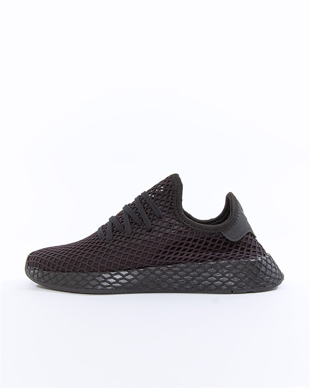adidas Originals Deerupt Runner J | B41877 | Black | Sneakers | Skor | Footish