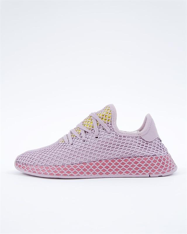 adidas Originals Deerupt Runner W | CG6084 | Purple | Sneakers | Skor | Footish