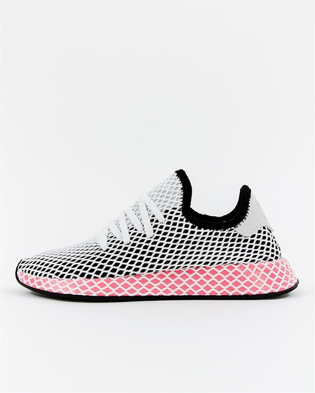 adidas Originals Deerupt Runner W CQ2909 Black Footish: If you're into sneakers