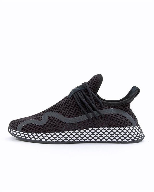 Footish Skor Adidas SBd7879 Originals Black Deerupt Sneakers 5L4Rj3qScA
