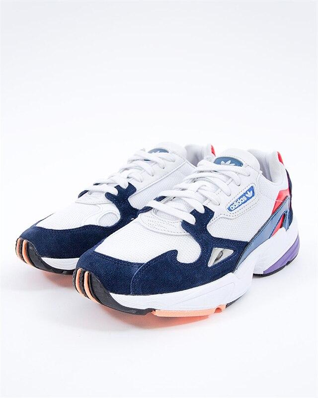 premium selection 5ec09 9fefb adidas Originals Falcon W   CG6246   White   Sneakers   Skor   Footish