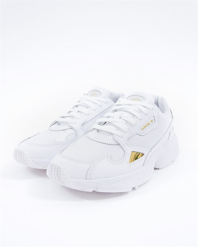 1636ab2e adidas Originals Falcon W | EE8838 | White | Sneakers | Skor | Footish