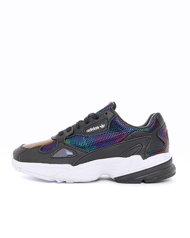 adidas Originals Falcon W   EF5517   Black   Sneakers   Skor   Footish