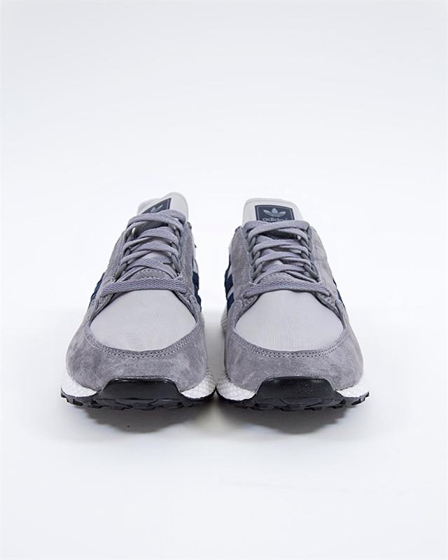 newest 5b4b4 e7754 adidas Originals Forest Grove  D96631  Gray  Sneakers  Skor
