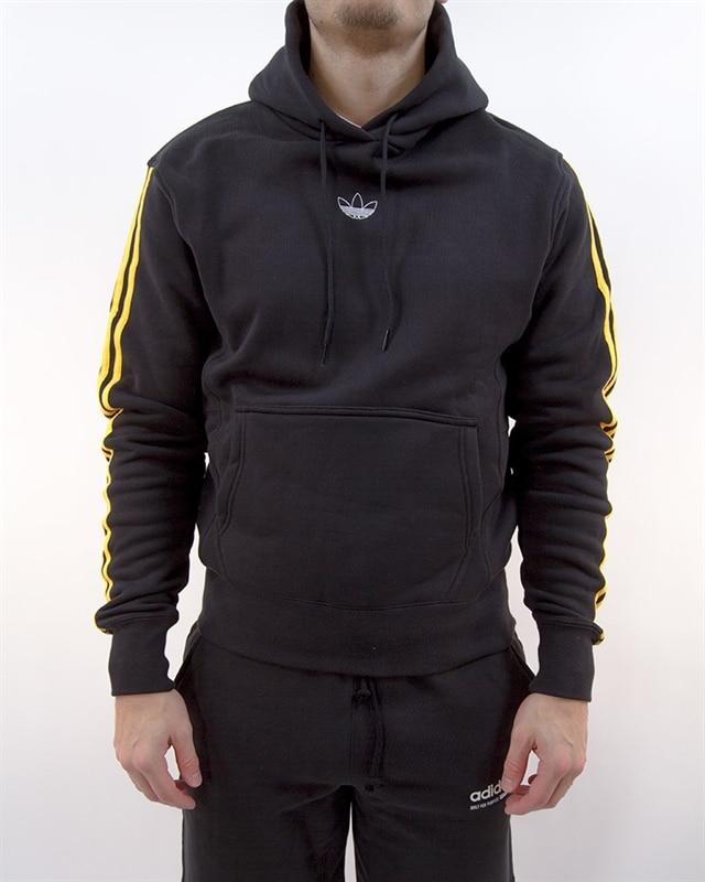 adidas Originals FT Bball Hoody | DV3257 | Black | Kläder | Footish
