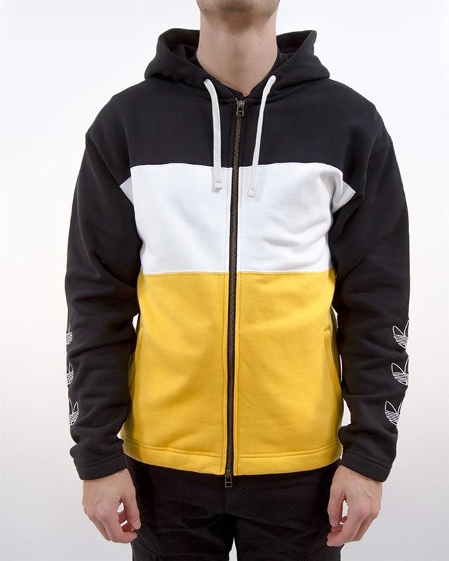 premium selection ff907 1d92e adidas Originals Full Zip Hoody