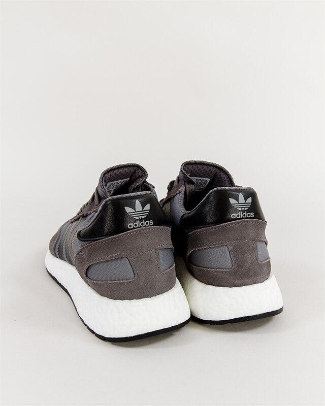 adidas Iniki Runner Grey FourCore Black By9732