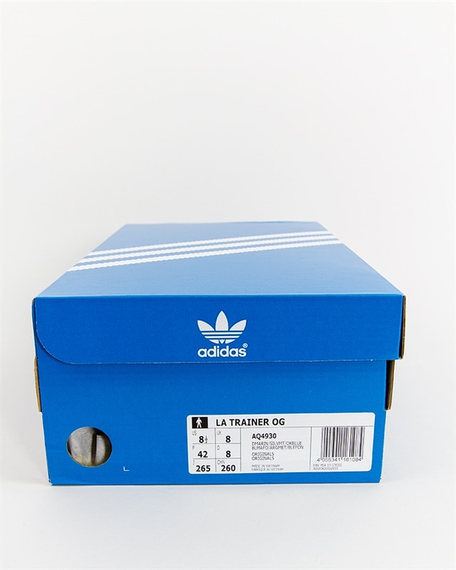 adidas Originals LA Trainer OG AQ4930 Footish: If you´re into sneakers