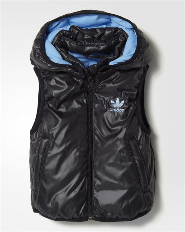 adidas Originals Mini Rodini Vest BQ4284 Black Footish: If you're into sneakers