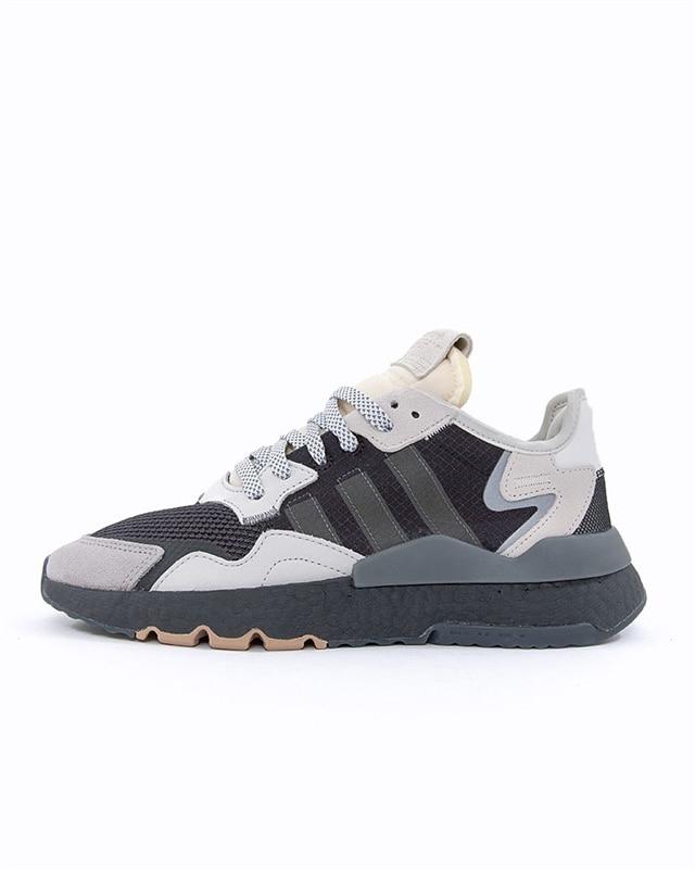 adidas Originals Nite Jogger | BD7933 | Svart | Sneakers | Skor | Footish
