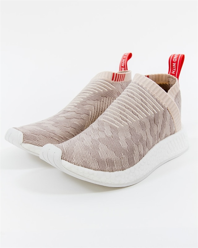597701915d8 adidas Originals NMD CS2 PK W - CQ2039 - Brown - Footish  If you re ...