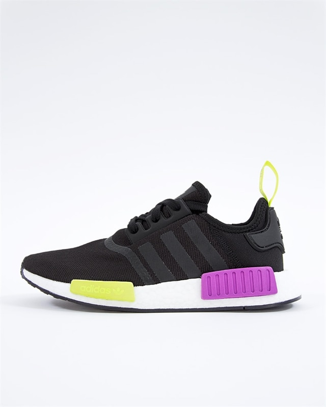 Adidas Originals Nmd R1 D96627 Black Sneakers Skor Footish