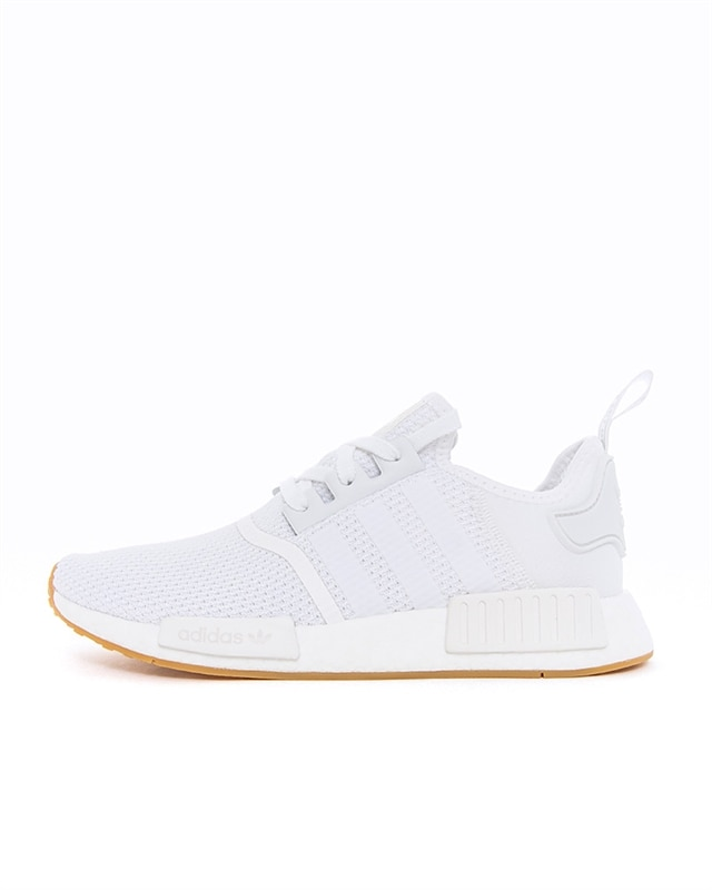 adidas Originals NMD R1 D96635 Vit Footish: If you´re into sneakers