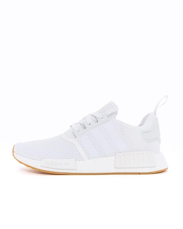 Adidas Originals NMD R1 sneakers We love the light beige