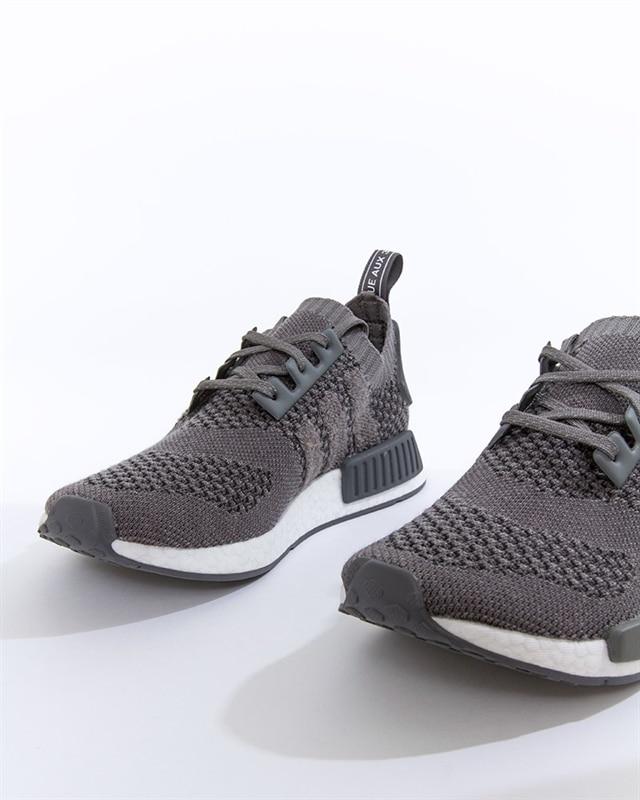 adidas NMD R1 Primeknit Ash Grey EE3650 Release Date SBD
