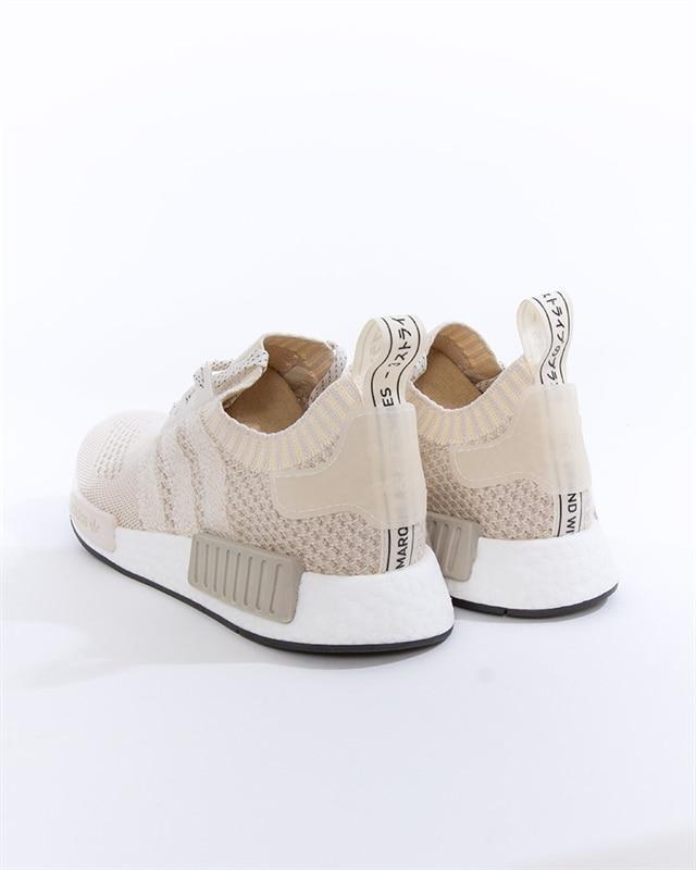 New Adidas Originals NMD R1 Mens Triple Black Shoes All Sizes
