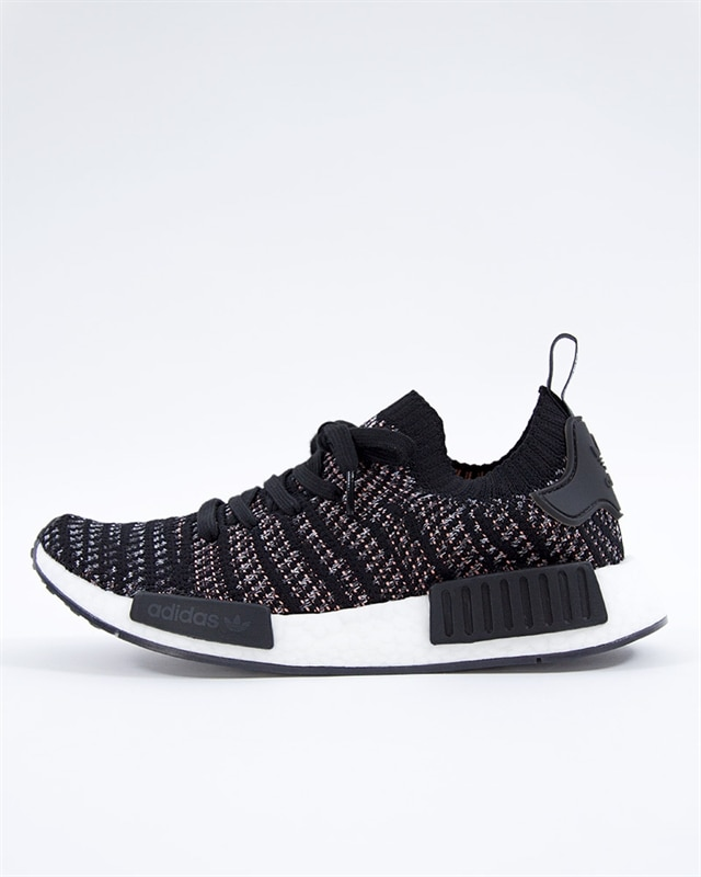 lowest price 06858 2d702 adidas Originals NMD R1 STLT PK - B37636 - Black - Footish: If you're into  sneakers
