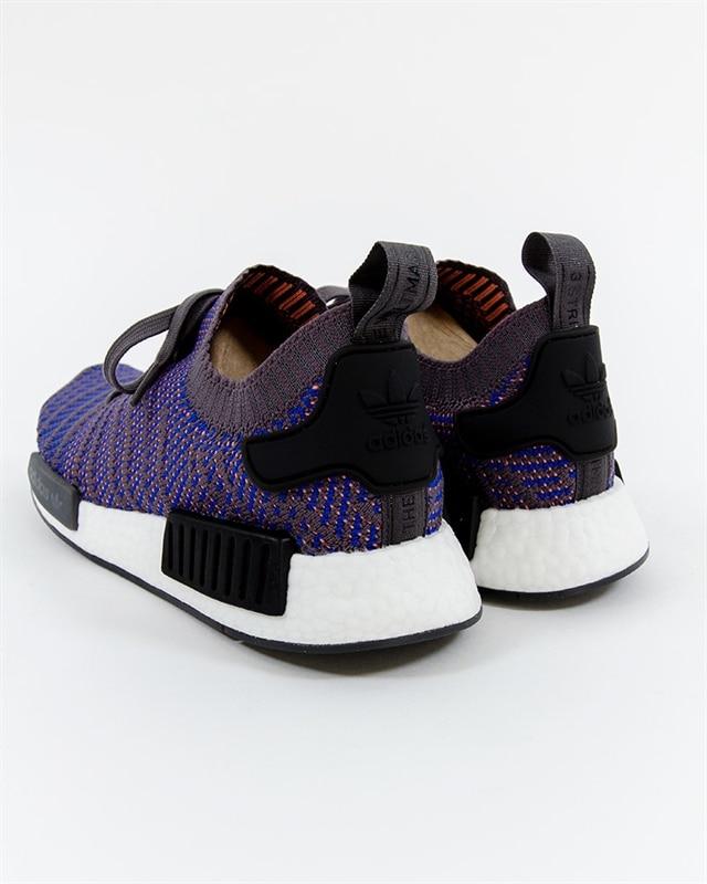 Adidas Originals NMD R1 STLT Primeknit Blå CQ2388 Herr