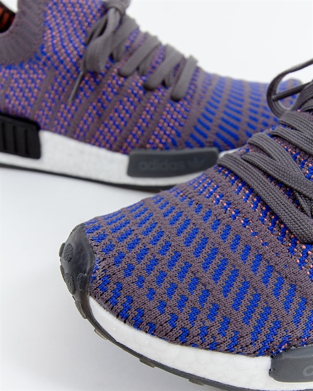 brand new eefa6 13260 adidas Originals NMD R1 STLT PK - CQ2388 - Blue - Footish: If you're into  sneakers