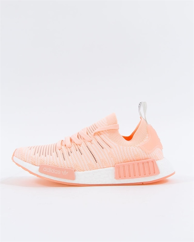 lowest price e9828 27fe2 adidas Originals NMD R1 STLT PK W - AQ1119 - Orange - Footish: If you're  into sneakers