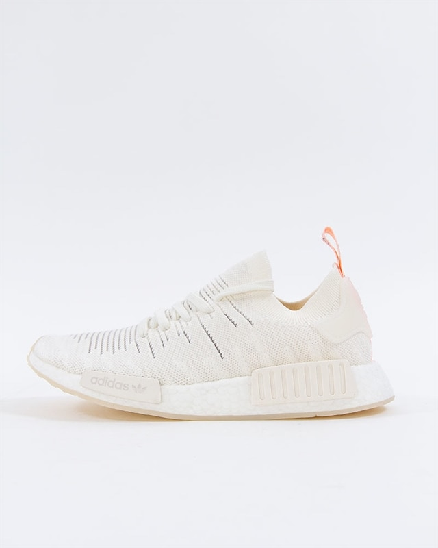 new product a4a09 06ede adidas Originals NMD R1 STLT PK W - B37655 - White - Footish: If you're  into sneakers