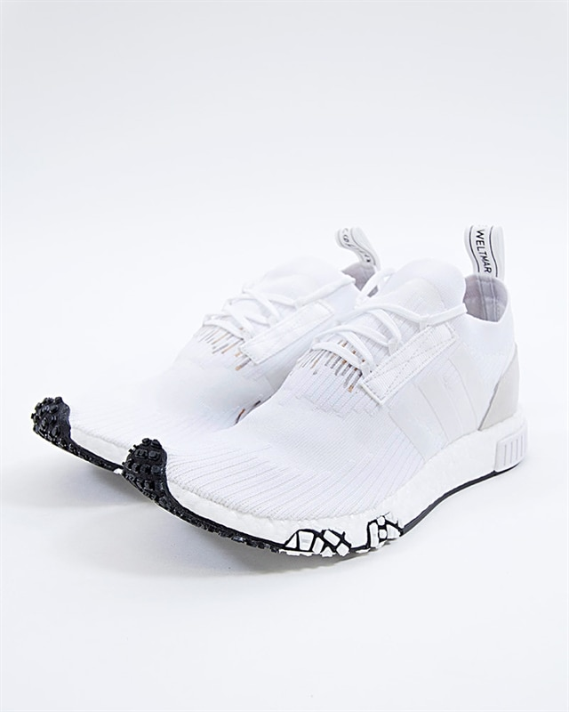 ae038d131c335 adidas Originals NMD Racer PK - B37639 - White - Footish  If you re ...
