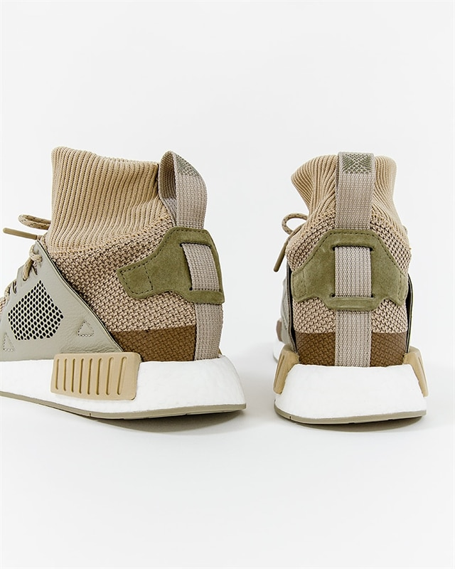 adidas Originals NMD XR1 Winter CQ3073 Brown Footish: If you're into sneakers