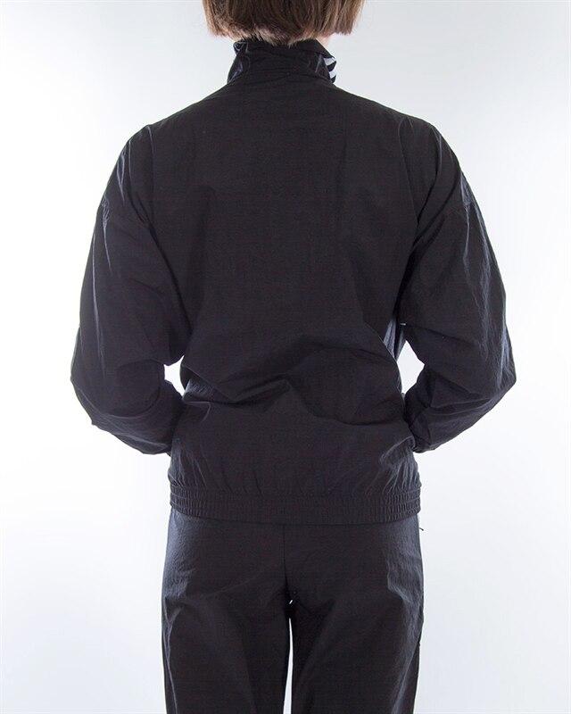Adidas sz M Yellow and Black Nylon Track Jacket