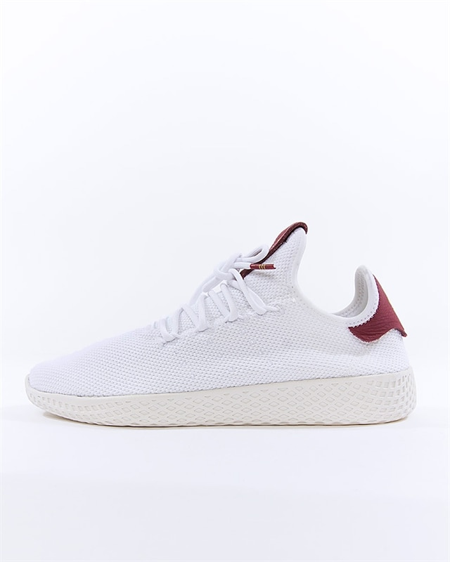 0336c699dc adidas Originals Pharrell Williams Tennis HU W | D96443 | White | Sneakers  | Skor | Footish