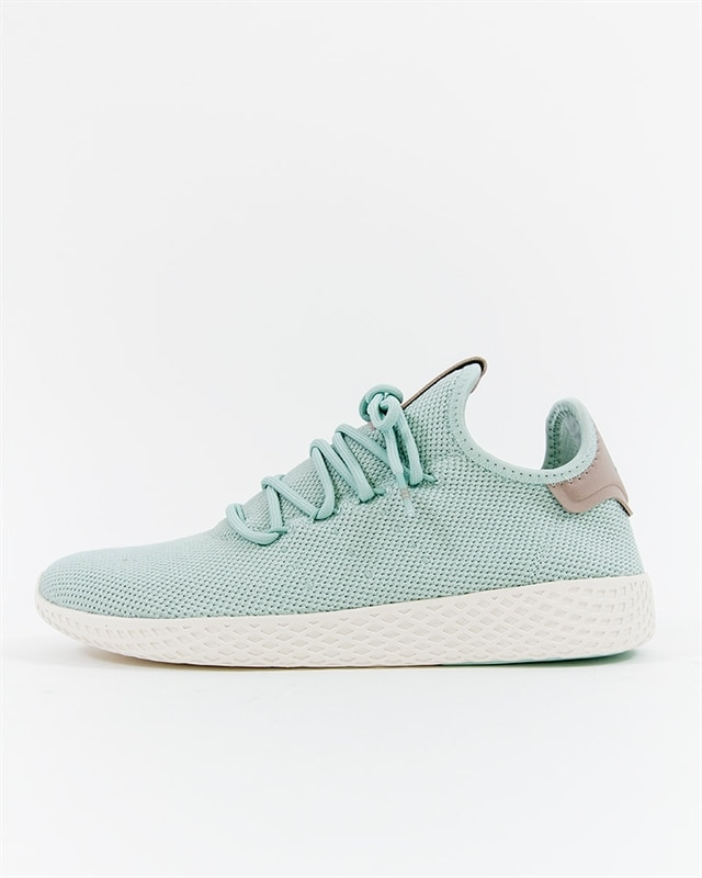 45671efc9fc82 adidas Originals Pharrell Williams Tennis HU W - DB2557 - Green ...