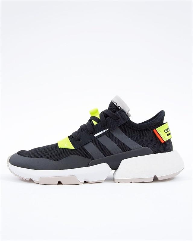 Adidas Originals Pod s3.1 Boost Black Green Men Running