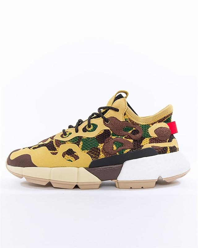 b69073c94947 adidas Originals POD-S3.2 ML | EE6438 | Yellow | Sneakers | Skor ...