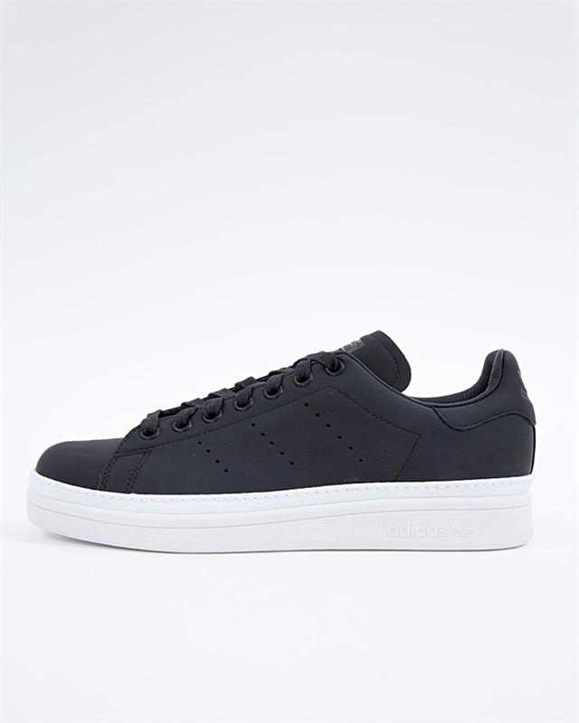 adidas Originals Stan Smith New Bold | B28152 | Svart | Sneakers | Skor | Footish
