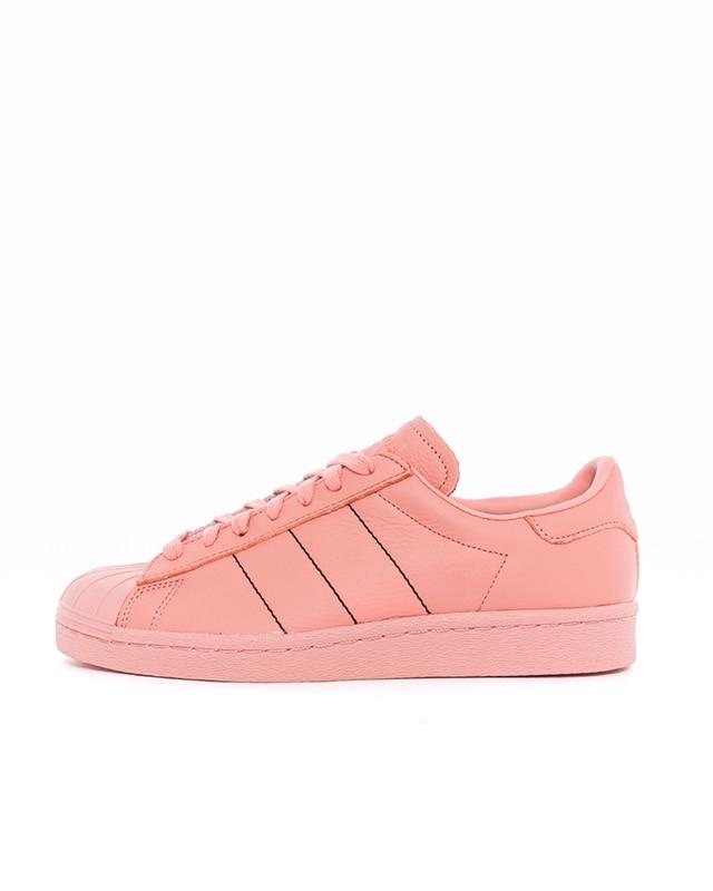 adidas Originals Superstar 80s | B37999 | Pink | Sneakers | Skor | Footish